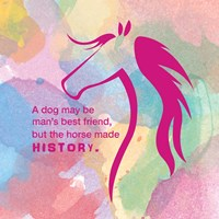 Horse Quote 4 Fine Art Print