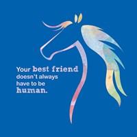 Horse Quote 11 Fine Art Print
