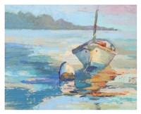 Monhegan Island Taxi Fine Art Print