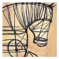 Mechanical Horses Fine Art Print