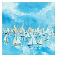 Sailing Boats Fine Art Print