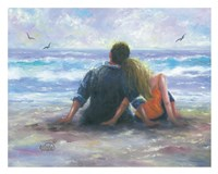 BeachLovers I Fine Art Print