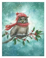 Owl-lelujah! Fine Art Print