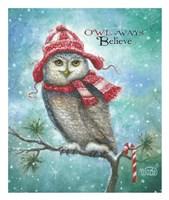 Owlways Fine Art Print