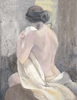 After the Bath II Fine Art Print