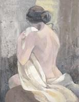 After the Bath II Fine Art Print