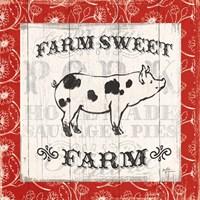 Farmers Market I Fine Art Print