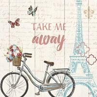 Paris Tour III Fine Art Print