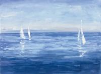 Open Sail Fine Art Print