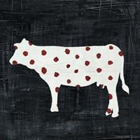 Modern Americana Farm IV Fine Art Print
