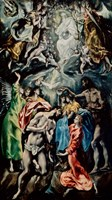 Baptism of Christ Fine Art Print