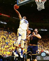 Andre Iguodala Game 2 of the 2016 NBA Finals Fine Art Print