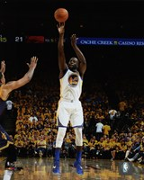 Draymond Green Game 2 of the 2016 NBA Finals Fine Art Print