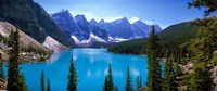 Moraine Lake, Banff National Park, Alberta, Canada Fine Art Print