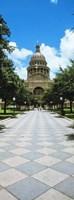 State Capitol Building, Austin, Texas Fine Art Print