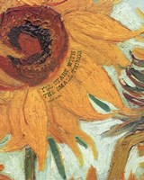 Small Things - Van Gogh Quote 2 Fine Art Print