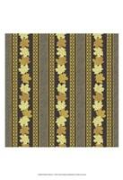 Maple Ribbons I Framed Print