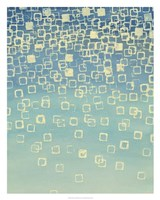 Faded Axioms I Framed Print
