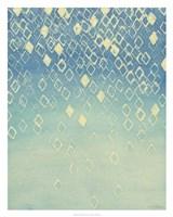 Faded Axioms III Framed Print