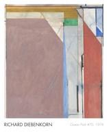 Ocean Park No. 70, 1974 Fine Art Print