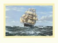 Racing Home 'The Cutty Sark' Fine Art Print