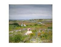 Landscape: Shinnecock, Long Island, ca. 1896 Fine Art Print