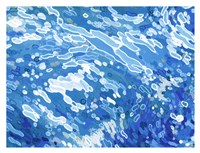 Swirling Tide Fine Art Print