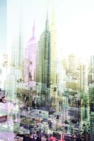 Empire State Building Multiexposure I Fine Art Print