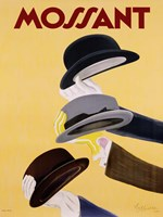 Mossant, 1938 Fine Art Print