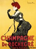 Champagne de Rochegre;, ca. 1902 Fine Art Print