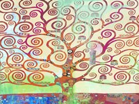 Klimt's Tree 2.0 Fine Art Print