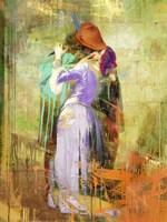 Hayez's Kiss 2.0 Fine Art Print