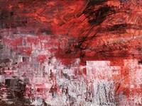 Rosso Tramonto Fine Art Print