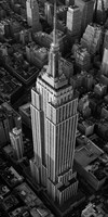 Empire State Building, NYC Framed Print