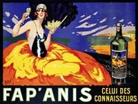 Fap'  Anis, ca. 1920-1930 Fine Art Print