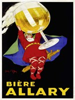 Biere Allary, 1928 Fine Art Print