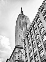 New York Sky Fine Art Print