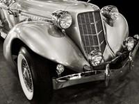 Vintage Roadster Fine Art Print