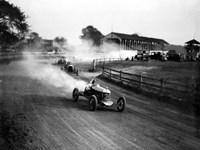 Racing Automobiles Fine Art Print