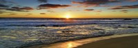 Sunset, Leeuwin National Park, Australia Fine Art Print