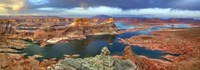 Alstrom Point at Lake Powell, Utah, USA Fine Art Print