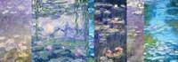 Waterlilies I Fine Art Print