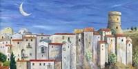 Villaggio Silenzioso Fine Art Print