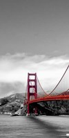 Golden Gate Bridge I, San Francisco Fine Art Print