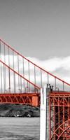 Golden Gate Bridge III, San Francisco Fine Art Print