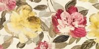 Velvet Flowers Fine Art Print