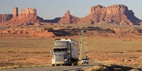 Highway, Monument Valley, USA Fine Art Print