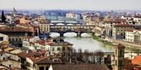 Ponte Vecchio, Florence Fine Art Print