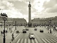 Place Vendome, Paris Fine Art Print