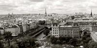 Paris Panorama Fine Art Print